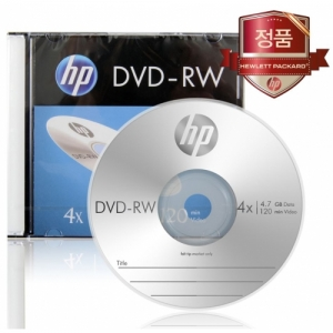 HP DVD-RW 1P 4.7GB 4x JEWEL, 개